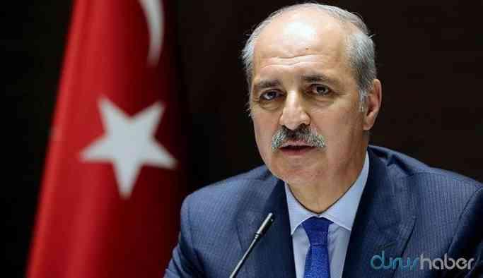 AKP'li Kurtulmuş'tan Erdoğan Eleştrisi
