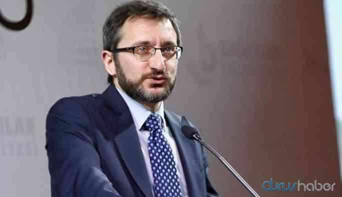 Altun: Bağdadi'nin aile üyeleri gözaltına alındı