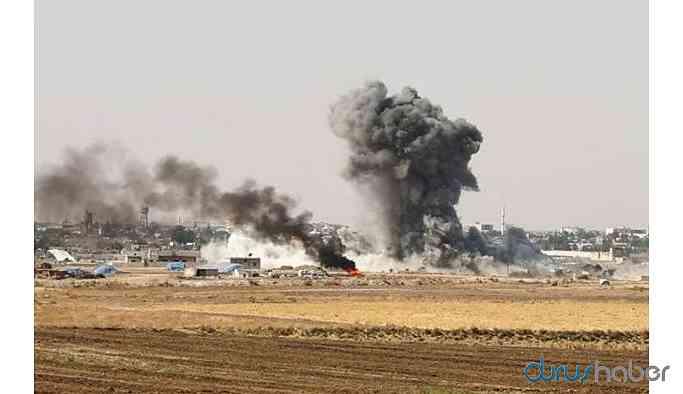 Ateşkes yalanlanmıştı! ÖSO-SDG arasında şiddetli çatışma...