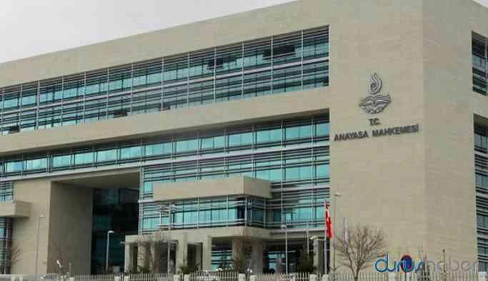 AYM tutuklunun mektubuna el konulmasını 'hak ihlali' saydı