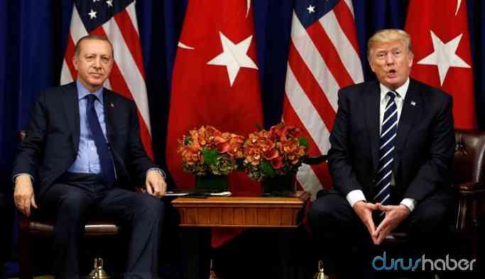 Cumhurbaşkanı Erdoğan, 13 Kasım'da ABD'ye gidiyor