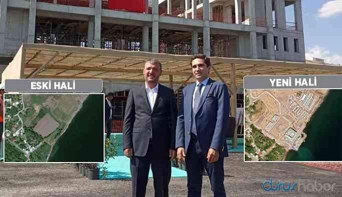 Cumhurbaşkanı Erdoğan, Ahlat Köşkü'nü arkadaşına yaptırıyor