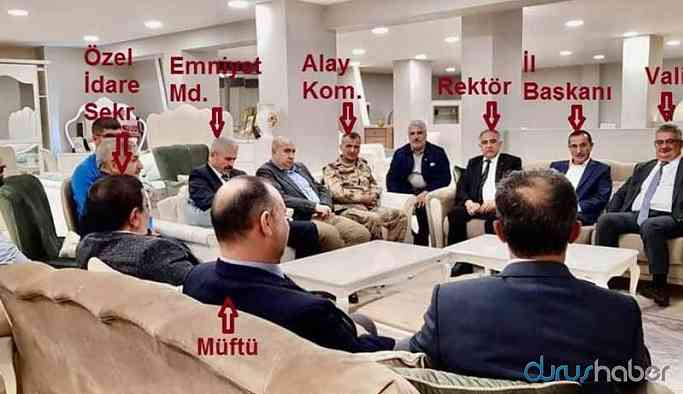 Devletten AKP İl Başkanına toplu ziyaret