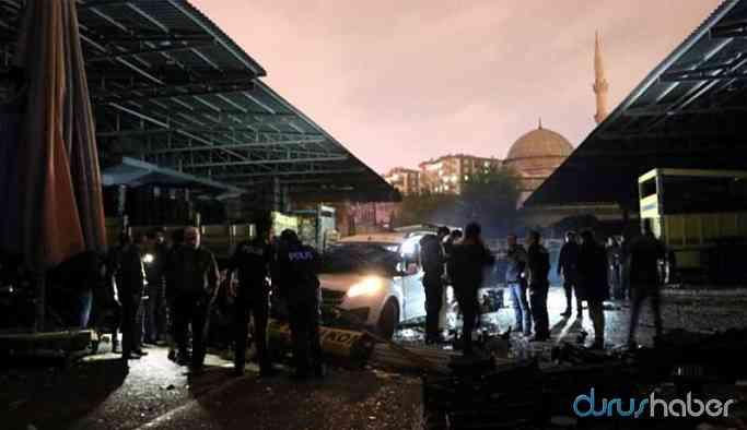 Diyarbakır'da halde patlama: Ölü ve yaralılar var