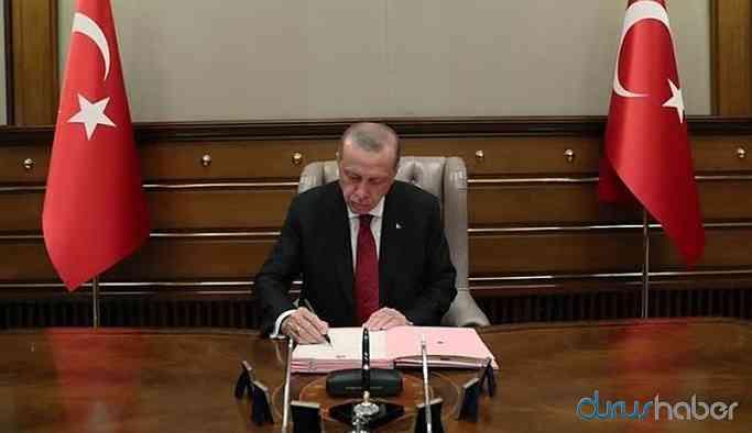 Erdoğan'a yeni danışman
