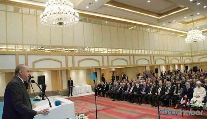 Erdoğan, akrabalarının ismi üzerinden Şiileri eleştirdi