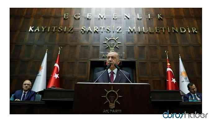 Erdoğan CHP'yi hedef aldı: Gazi demokrasiyle mi idare ediyordu ülkeyi?