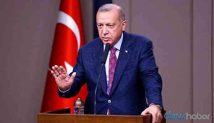 Erdoğan'dan ABD ziyareti öncesi açıklama