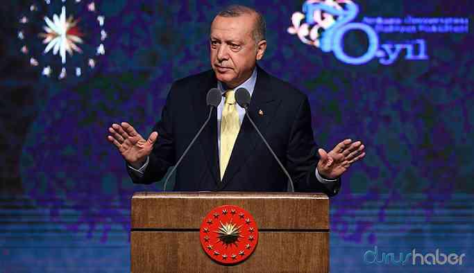 Erdoğan'dan flaş açıklama: İlk defa şimdi söylüyorum