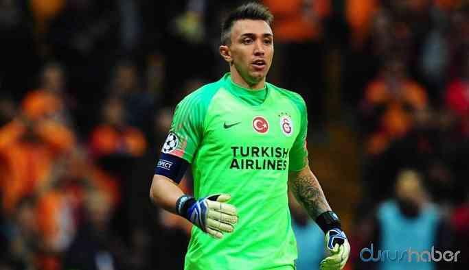 Galatasaray'dan Muslera'ya jübile teklifi!