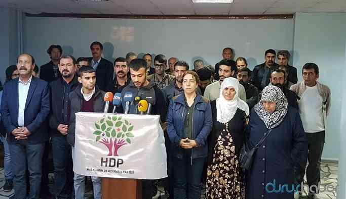 'Gözaltında olan HDP Gençlik Meclis üyeleri açlık grevine başladı'
