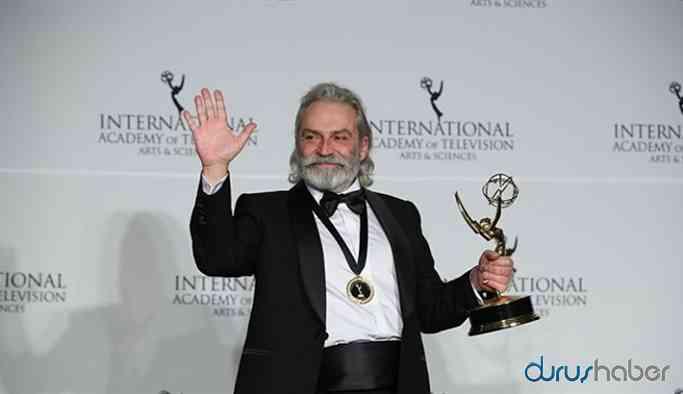 Haluk Bilginer, 'en iyi erkek oyuncu' seçildi