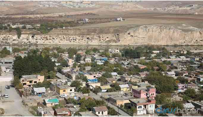 Hasankeyf'te 518 kişi evsiz kaldı