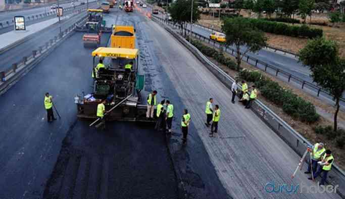 İBB'de milyarlık asfalt vurgun hattı kurmuşlar