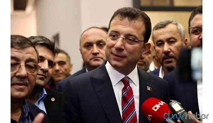 İmamoğlu'ndan 282 milyonluk arsa satışı