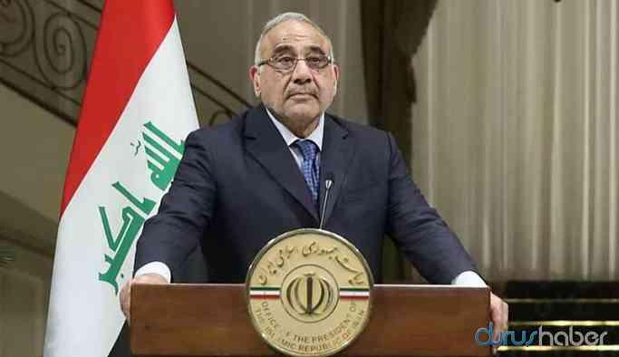 Irak Başbakanı Abdulmehdi'den istifa kararı