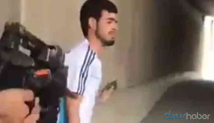 Video | İsrail polisinin silahsız bir Filistinliyi vurduğu an