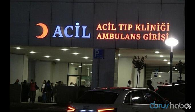 İstanbul'da gıda zehirlenmesi! 53 kişi hastaneye kaldırıldı
