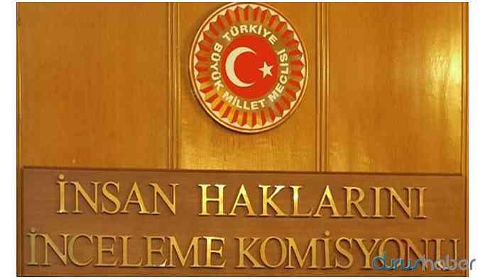 Komisyonda 'İt sürüsü' tartışması! HDP İnsan Hakları Komisyonu'ndan çekildi