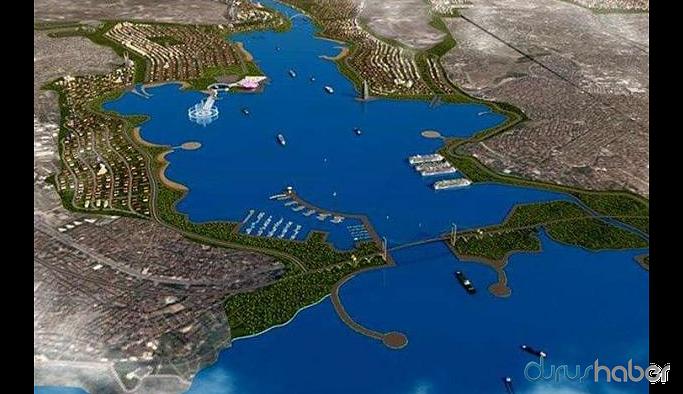 'Kanal İstanbul ihaleye çıkacak'