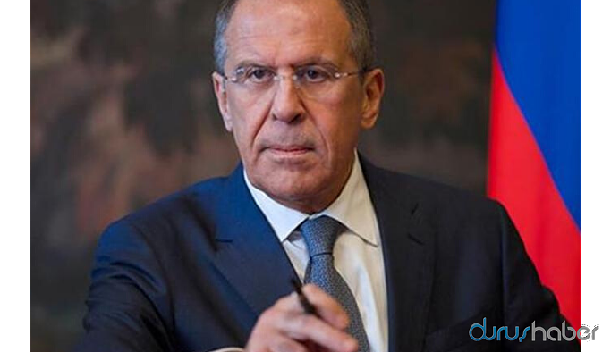 Lavrov: ABD Suriye'nin doğusunda sözde devlet kurmak istiyor