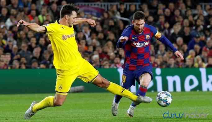 Messi tarihe geçti
