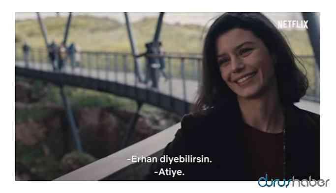 Netflix'in ikinci Türk dizisi Atiye'den ilk fragman