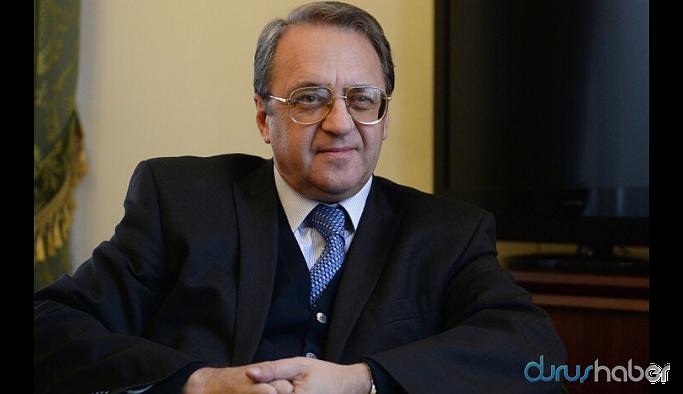 Rusya: Ankara ve Şam'ın bir araya gelme ihtimalini değerlendiriyoruz