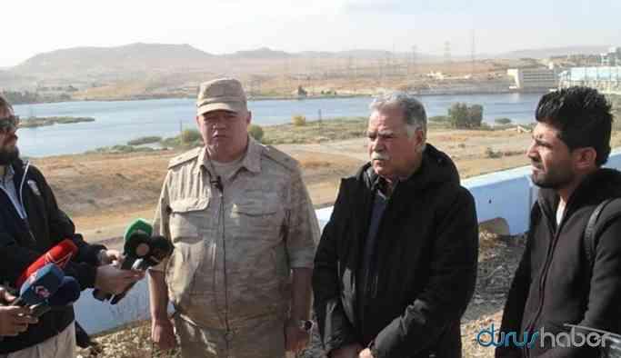 Rusya Askeri Polisi ve Kobani Askeri Meclisi'nden ortak açıklama