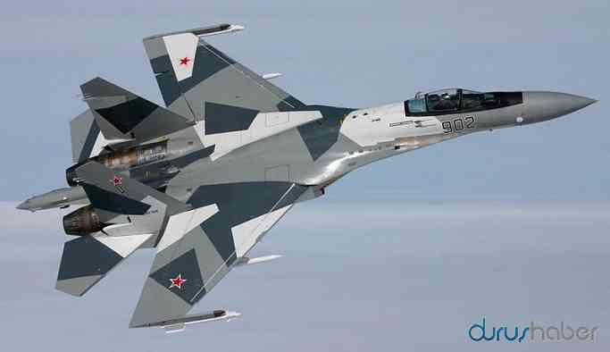 Rusya'dan Türkiye hakkında Su-35 açıklaması