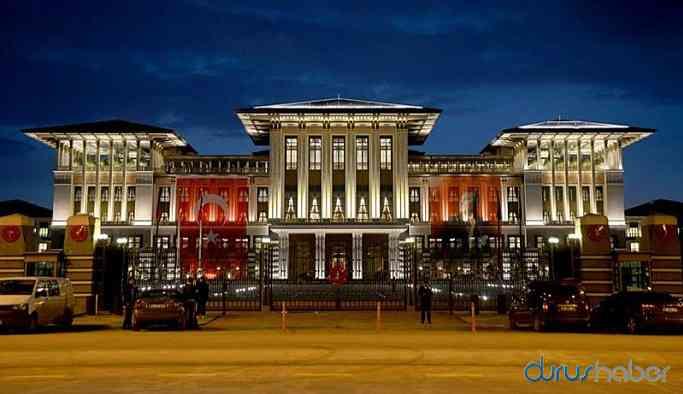 Saray'ın bütçesi 3 milyar lirayı aşacak