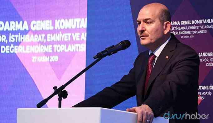 Süleyman Soylu, Amedspor'u hedef gösterdi