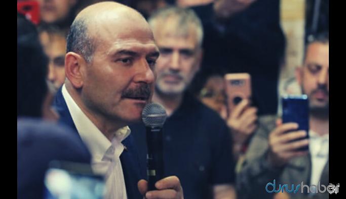 Süleyman Soylu'dan 'ahmak' açıklaması!