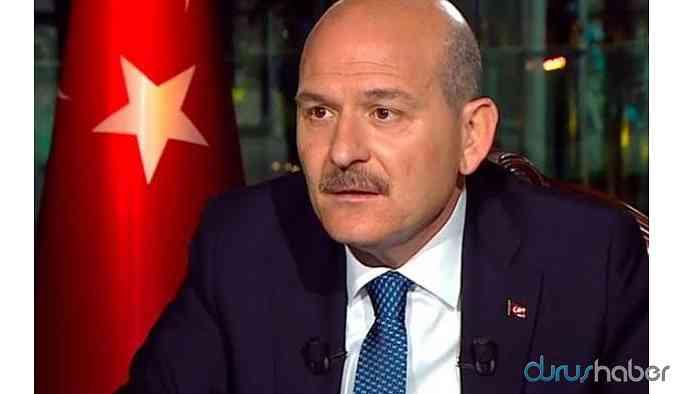 Süleyman Soylu'dan Karayılan açıklaması!