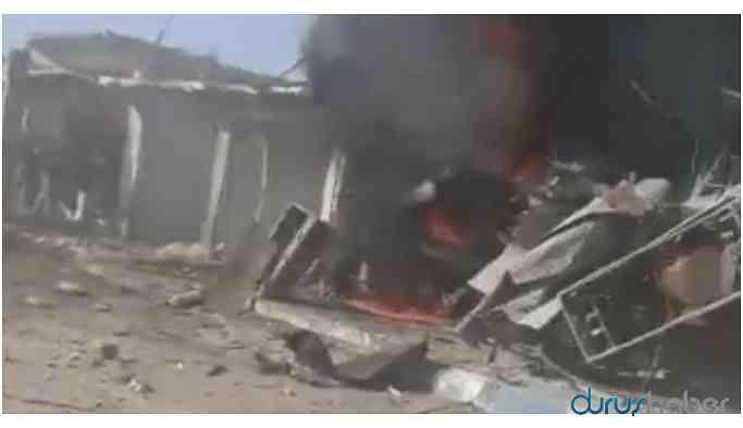 Tel Abyad'da bombalı saldırı: 9 ölü, çok sayıda yaralı var