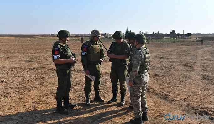 Türkiye ve Rusya'dan 6. ortak devriye