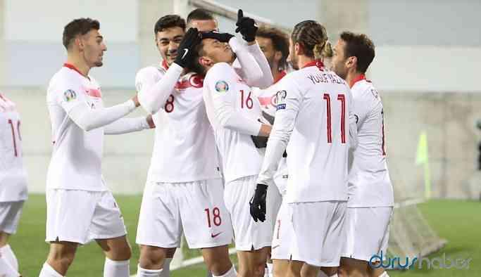 Türkiye'nin EURO 2020 torbası belli oldu