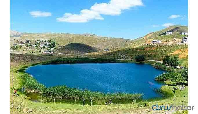 Yok edilen Dipsiz Göl'e tankerle su takviyesi yapılacak