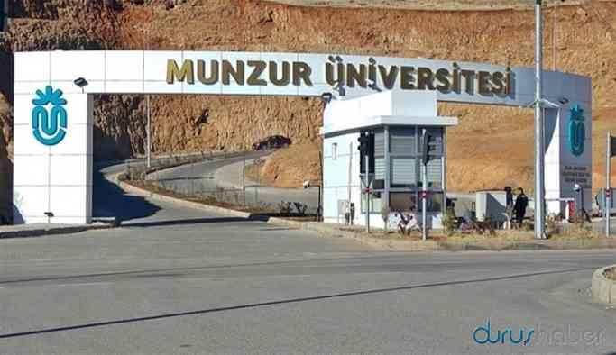Bazı bölümleri kapatılan üniversitenin yüzde 80'i rektörün hemşehrisi