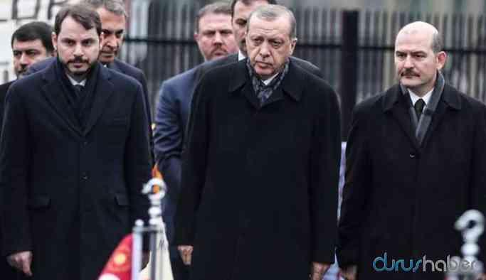 AKP'de liderlik kavgası!