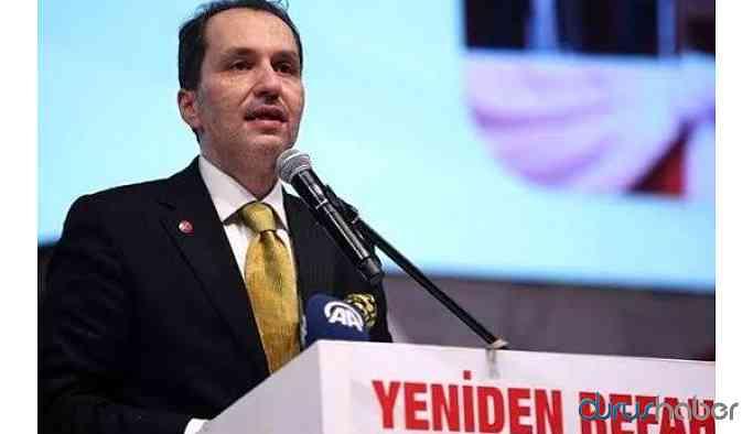 'AKP'ye katılacak' denilen Fatih Erbakan'dan açıklama