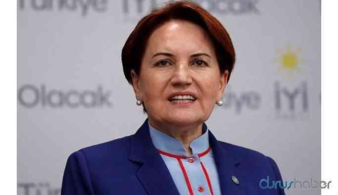 Akşener'den Davutoğlu ve Babacan'a: Milletvekili isterlerse veririz