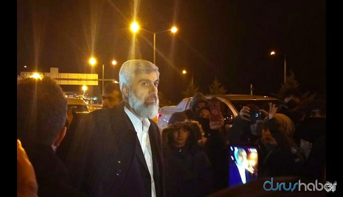 Alparslan Kuytul tahliyesinin ardından Ankara'ya sokulmadı