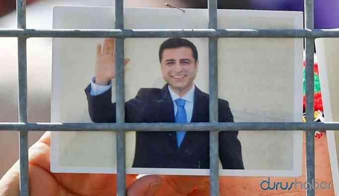 Avukatı duyurdu: Demirtaş'ın cezaevinde bilinci kapandı