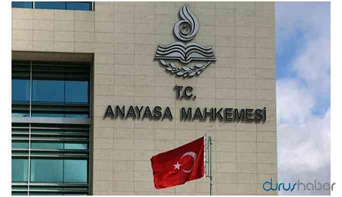 AYM'den, 'Önderimiz başkanımız Apo'dur' sloganı hakkında karar