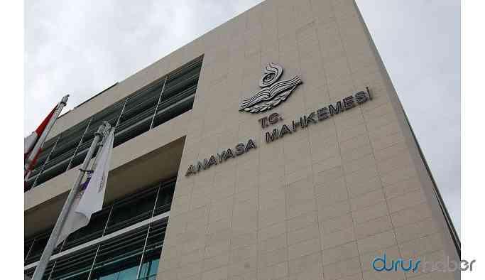 Anayasa Mahkemesi'nden üç parti hakkında suç duyurusu