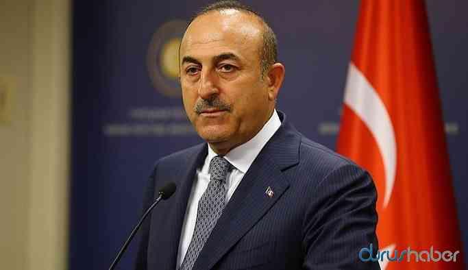 Çavuşoğlu'ndan Libya açıklaması: Talep gelirse asker göndeririz