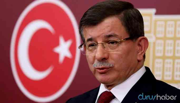 Davutoğlu partisinde logo beğenildi tabela asılıyor
