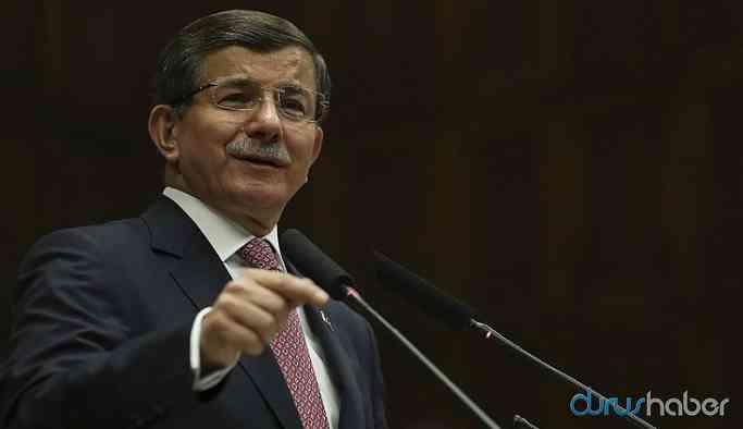 Davutoğlu'nun partisinin ismi kesinleşti! İşte yeni partinin ismi...