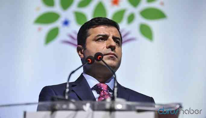 Selahattin Demirtaş'tan çarpıcı açıklamalar: AKP var oldukça...